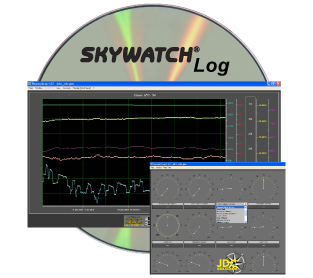 12055-KIT1 - Skywatch® Geos 11 - Skywatch® Log