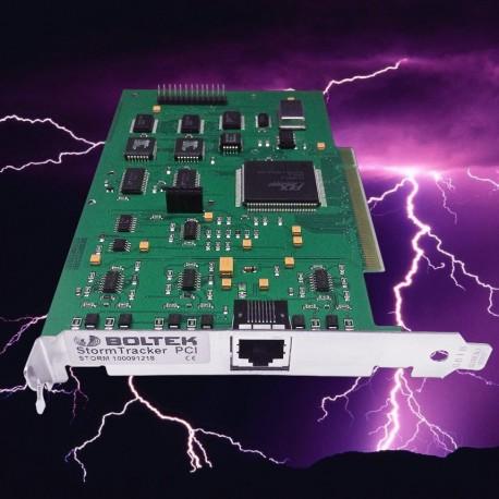 Detector de Rayos StormTracker