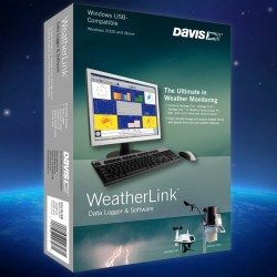 WeatherLinkIP™ para Windows