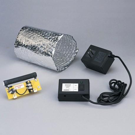 Calefactor para Pluviómetro