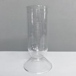 Probeta de Plástico para Pluviómetro Hellmann de 120 Litros