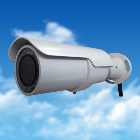 Cámara IP para Meteorología y Videovigilancia